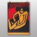 "Big Box Art ""KGBrucke"" by Ernst Ludwig Kirchner Art Print"