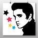 Big Box Art Elvis Presley Graphic Art on Canvas