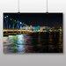 Big Box Art 'Curacao Lights' Photographic Print