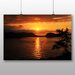 Big Box Art Evening Sunset No.4 Photographic Print