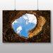 Big Box Art 'Eye Hole to the Sky' Photographic Print