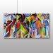 Big Box Art Stables' by Franz Marc Art Print