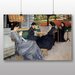 Big Box Art 'Seated Women' by Gustave Caillebotte Art Print