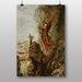 "Big Box Art ""Sappho"" by Gustave Moreau Art Print"