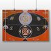 "Big Box Art ""Abstract No.2"" by Hilma af Klint Art Print on Canvas"