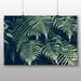 Big Box Art Fern Leafs Photographic Print