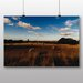 Big Box Art 'Hay Bales and Sunset' Photographic Print