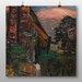 Big Box Art 'The Graveyard' by Henry Le Fauconnier Art Print