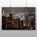 Big Box Art Hong Kong City Skyline No.1 Photographic Print