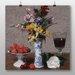 Big Box Art 'Still Life Fruit with Flowers No.1' by Henri Fantin-Latour Art Print