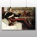 Big Box Art 'Colonel Frederick Gustavus Barnaby' by James Tissot Art Print