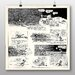 """Big Box Art """"Krazy Kat Comic Strip No.2"""" by George Herriman Graphic Art Wrapped on Canvas"""