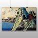 "Big Box Art ""Japanese Oriental No.3"" by Hiroshige Art Print"