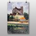 Big Box Art The Cathedral by Gustave Loiseau Art Print