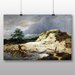 Big Box Art 'Landscape No.4' by Jacob Ruisdael Art Print
