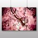 Big Box Art 'Japanese Cherry Blossom Tree Pink No.2' Photographic Print