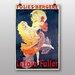 Big Box Art 'Artwork No.2' by Jules Cheret Vintage Advertisement
