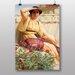 "Big Box Art ""A Tryst"" by John William Godward Art Print"