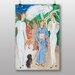 Big Box Art Svarta Diana by Nils von Dardel Art Print