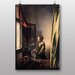 "Big Box Art ""Girl Reading a Letter"" by Johannes Vermeer Art Print"