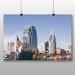 Big Box Art 'Nashville City View' Photographic Print
