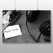 Big Box Art 'Music Equals Life' Photographic Print