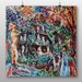 "Big Box Art ""Cows"" by Nils von Dardel Art Print Wrapped on Canvas"