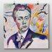 Big Box Art 'Self Portrait' by Robert Delaunay Art Print