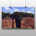 Big Box Art 'The Walled Garden' Photographic Print