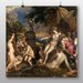 Big Box Art 'Titian Diana Callisto Edinburgh' Art Print