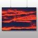 Big Box Art Clouds Sunset Photographic Print