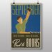 Big Box Art Back to Books Vintage Advertisement