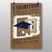 Big Box Art Exhibition No.7 Vintage Advertisement
