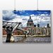 Big Box Art St Paul's Cathedral London Photographic Print