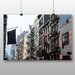 Big Box Art 'Soho Street New York City' Photographic Print