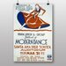 Big Box Art Modern Dance No.2 Vintage Advertisement