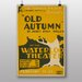 Big Box Art Old Autumn Vintage Advertisement