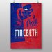 Big Box Art Macbeth Vintage Advertisement