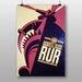 Big Box Art Rur Vintage Advertisement
