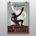 Big Box Art Emperors New Clothes Vintage Advertisement