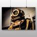 Big Box Art 'Vintage Diving Suit' Photographic Print