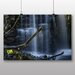 Big Box Art 'Waterfall and Branches' Photographic Print