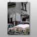 Big Box Art 'Vintage Car and Snow' Art Print