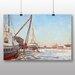 Big Box Art 'Talvine' by Victor Westerholm Art Print