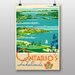 Big Box Art Vintage Ontarios Lakelands Vintage Advertisement