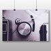 Big Box Art 'Vintage Music Player No.4' Photographic Print