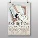 Big Box Art Exhibition No.27 Vintage Advertisement