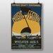 Big Box Art Music Festival Vintage Advertisement