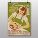 Big Box Art Evening School Vintage Advertisement