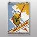 Big Box Art Exhibition No.49 Vintage Advertisement